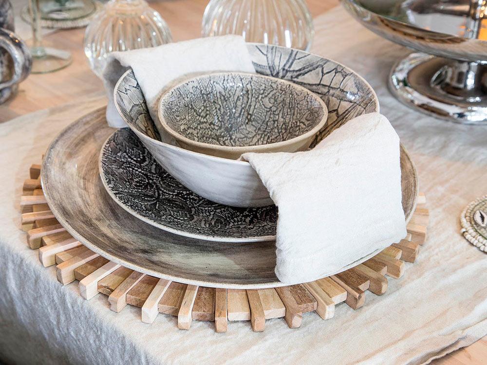 Bilde av bordekking fra Savannen Interiør